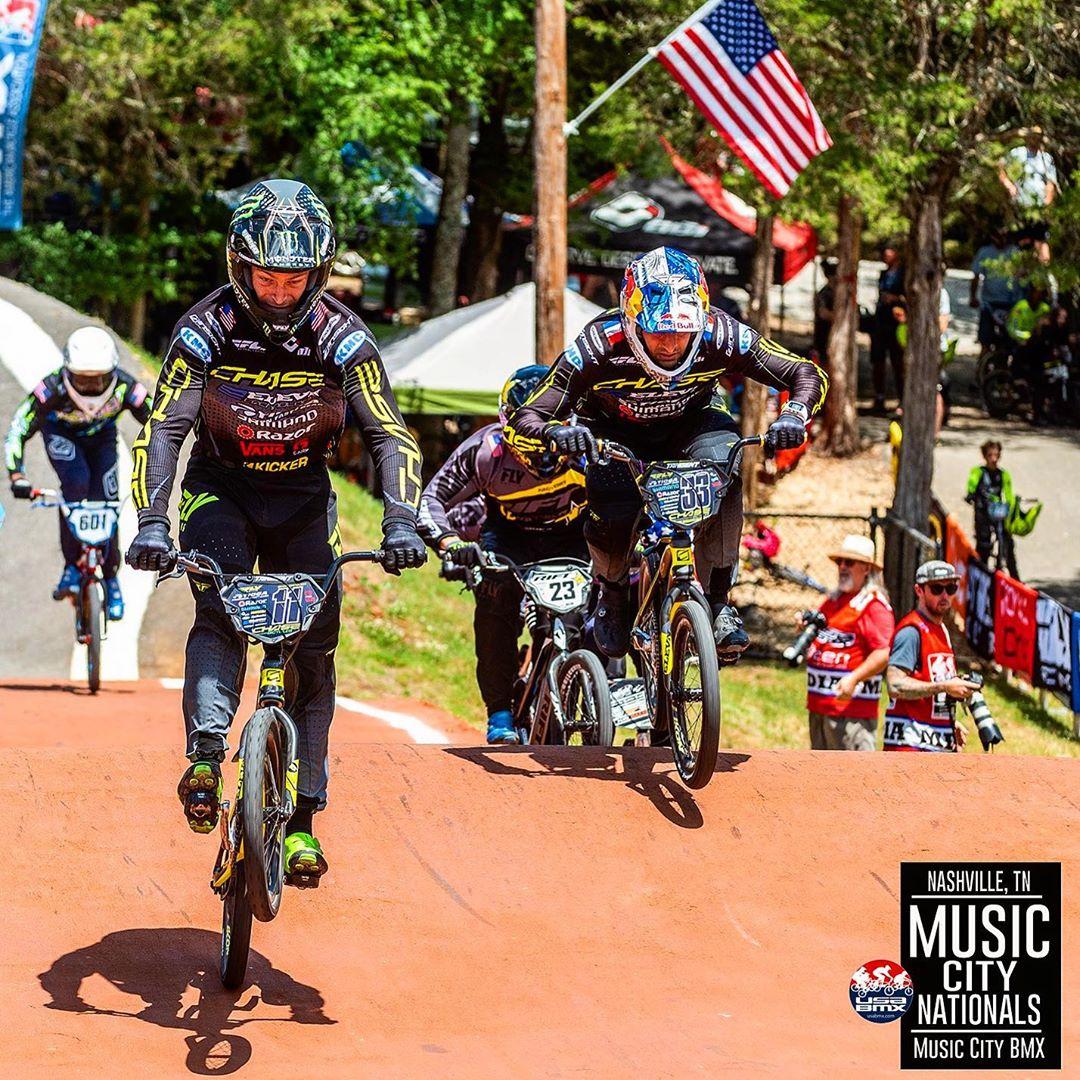 Joris Daudet wins both days at USA BMX Music City Nationals! – ELEVN