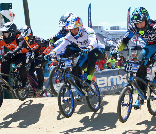 Fields wins both days at  USA BMX Great Salt Lake City Nationals !