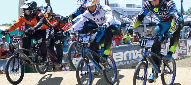 Fields wins both days at  USA BMX Great Salt Lake City Nationals !