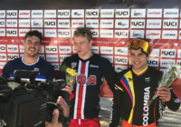 Connor Fields wins UCI World Cup Finals at Santiago Del Estero, Argentina