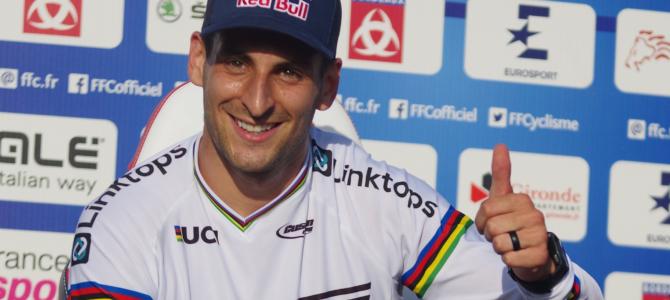 Joris Daudet Wins both French National and European Championships!