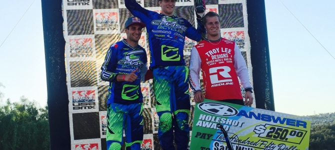Connor Fields & Joris Daudet both win at the USA BMX North American SX Series!
