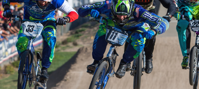 Joris Daudet and Connor Fields both on the Podium at Great Salt Lake Nationals