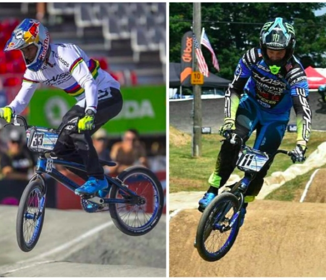 French National Championship & USA BMX South Park