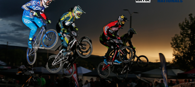 Joris wins both days at USA BMX Mile High SX!