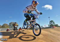 Daudet Wins & Mahieu 2nd at USA BMX North American SX Series