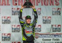 Connor Fields wins his first USA BMX #1 Pro title at USA BMX Grand Nationals
